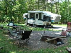 Dundo Campground