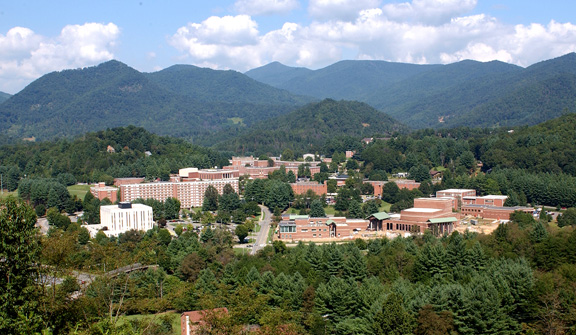 western north carolina university