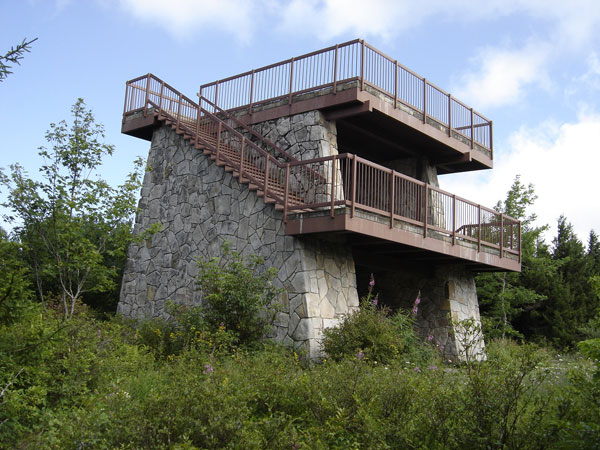 Observation-tower-spruce-knob